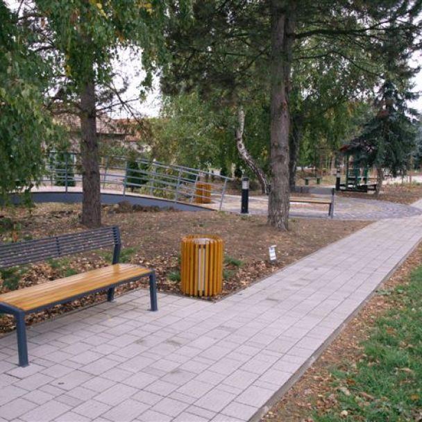 Revitalizácia verejných priestranstiev