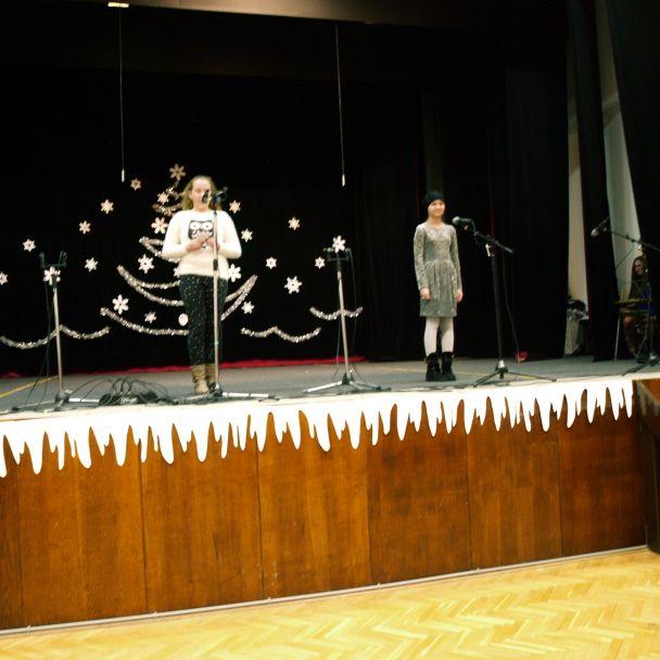 Vianočná akadémia 16.12.2018