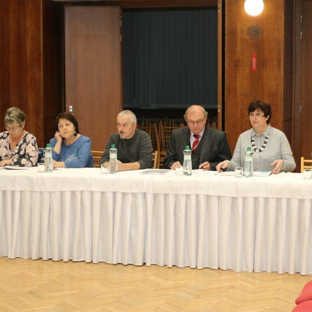Ustanovujúce zasadnutie Obecného zastupiteľstva