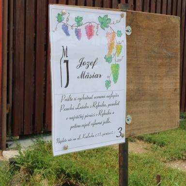 Deň otvorených pivníc Rybník-Kráľovka 15.6.2019