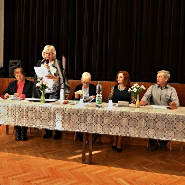Výročná schôdza ZO JDS Rybník