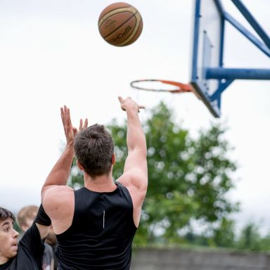 Streetball session