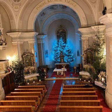 Vianoce v kostole