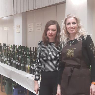 Degustácia vín 15.2.2020