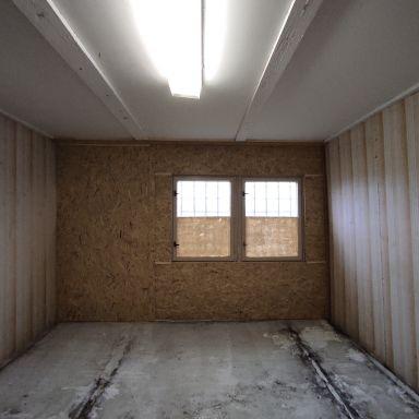 Rekonštrukcia priestorov na štadióne