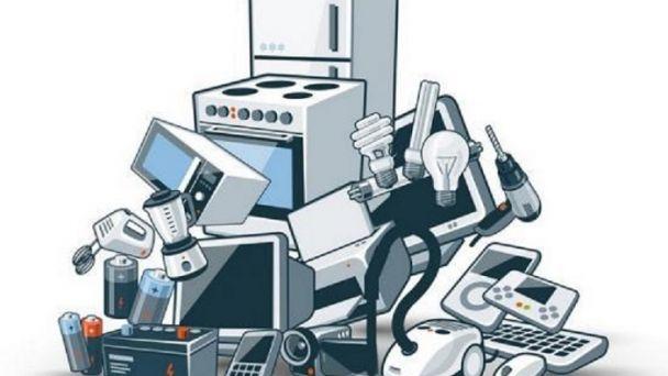Oznámenie o zbere elektroodpadu