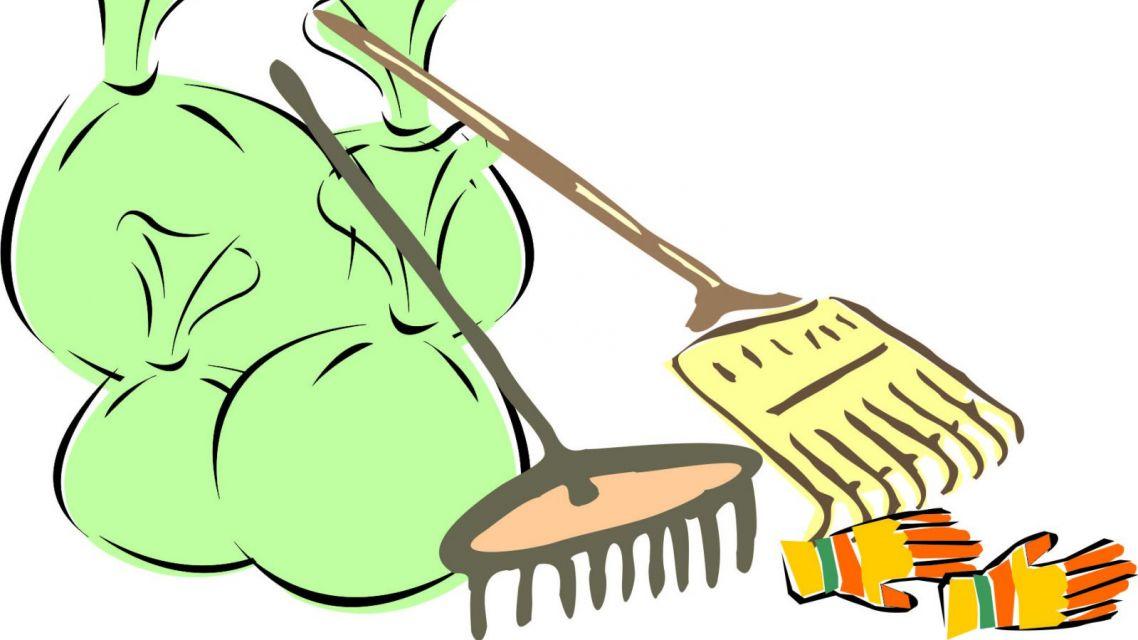 Jesenné čistenie obce