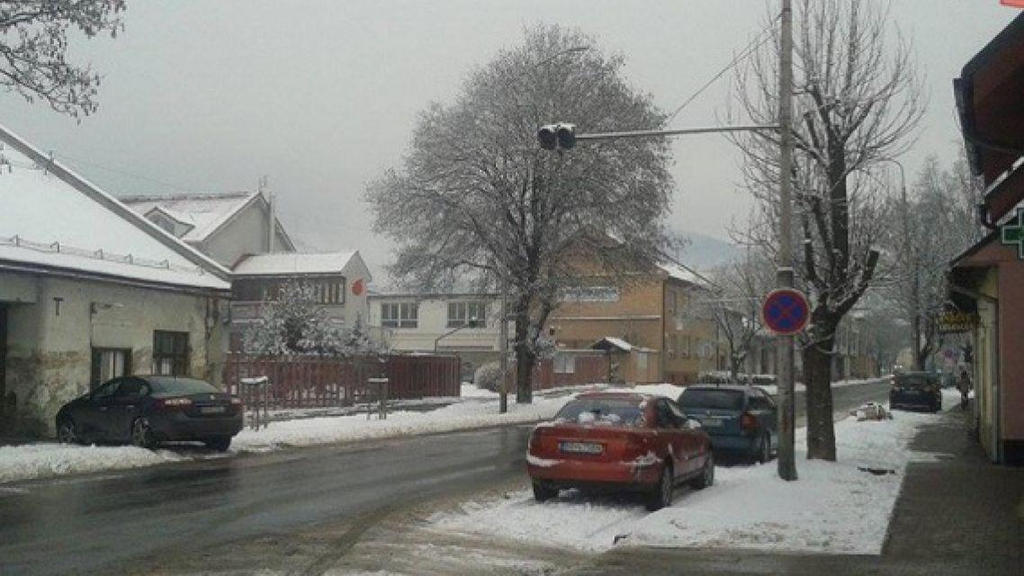 Zimná údržba miestnych komunikácií - Výzva
