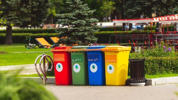 Plán zberu odpadov v obci Rybník