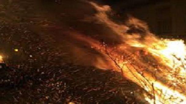Usmernenie k vyhlásenému času so zvýšeným nebezpečenstvom vzniku požiaru 2021